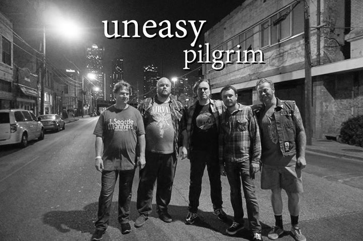 Uneasy Pilgrim Tour Dates