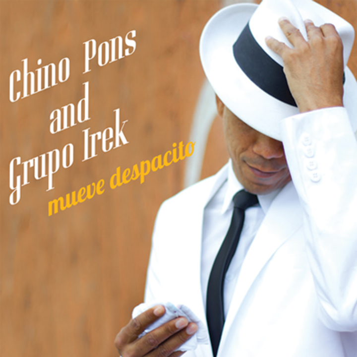 Chino Pons Tour Dates