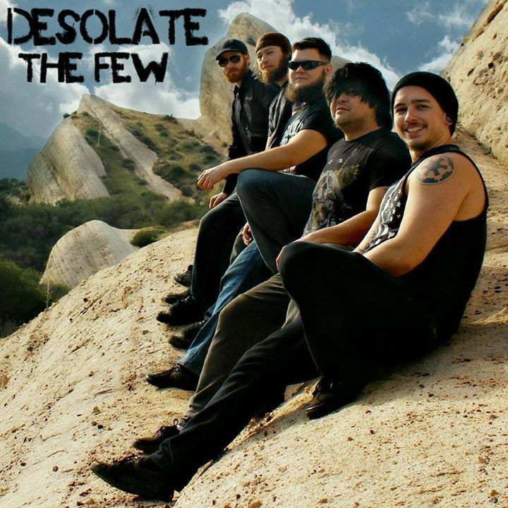 Desolate The Few Tour Dates