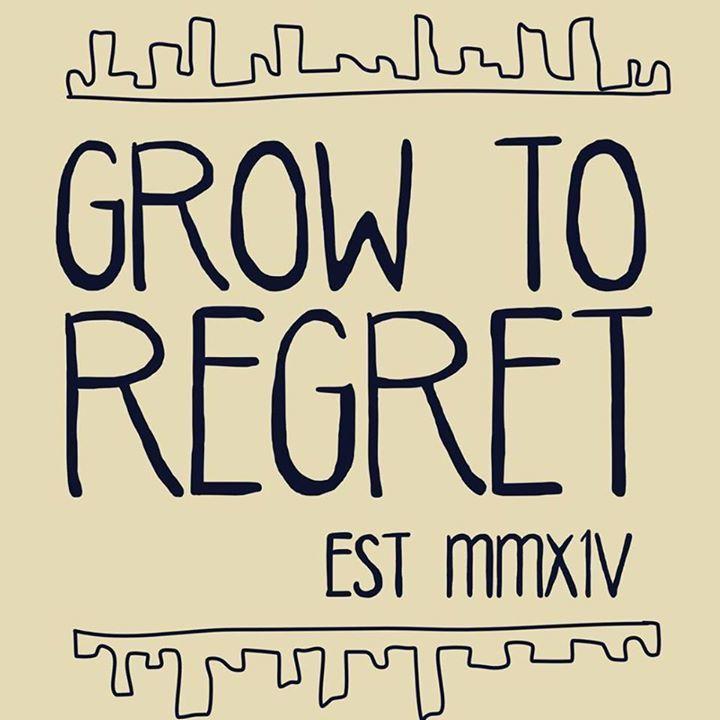 Grow To Regret Tour Dates