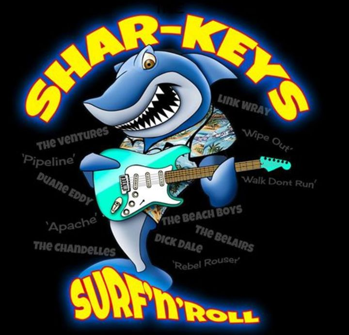 The Shar-Keys Tour Dates
