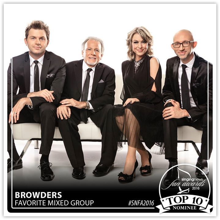 The Browders Tour Dates