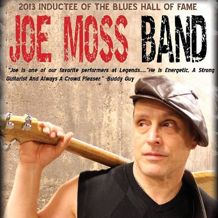 Joe Moss Band @ Earl's Hideway Lounge & Tiki Bar - Sebastian, FL