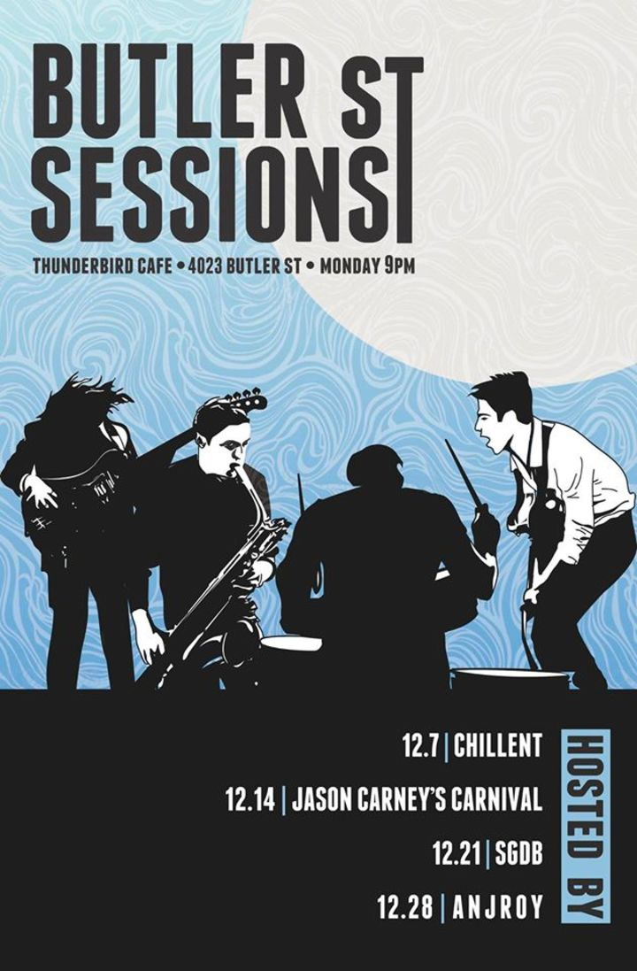 Butler St. Sessions Tour Dates