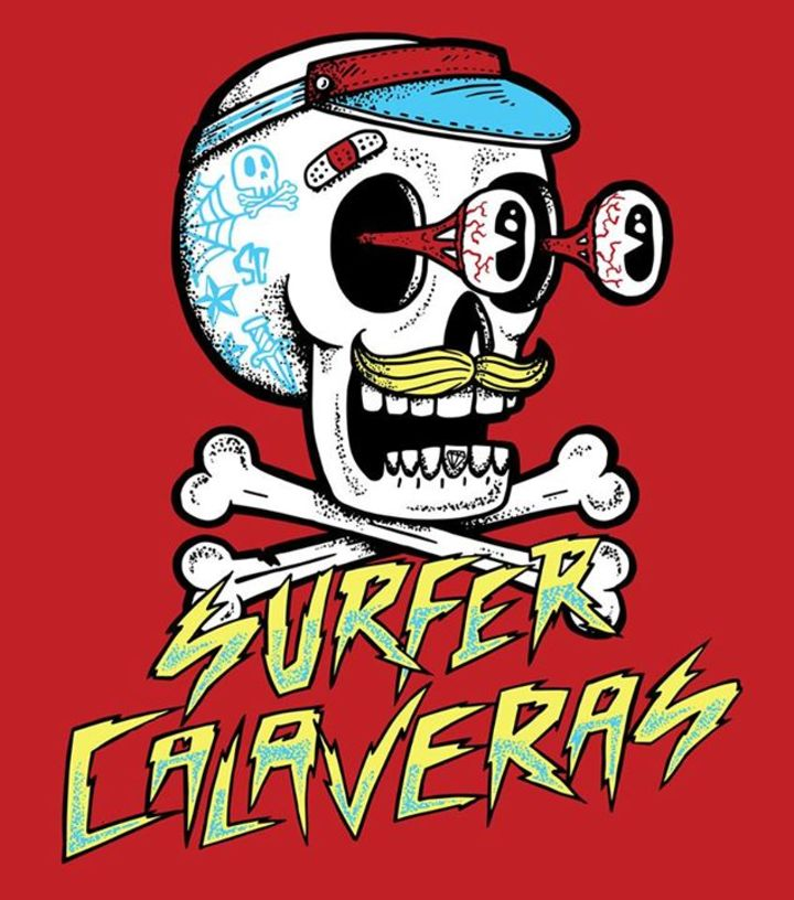 Surfer Calaveras Tour Dates