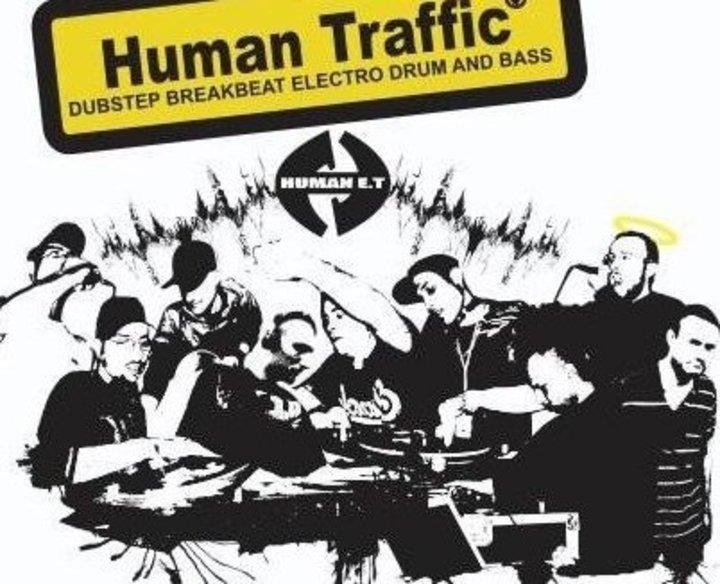 Human-E.T. Crew Tour Dates