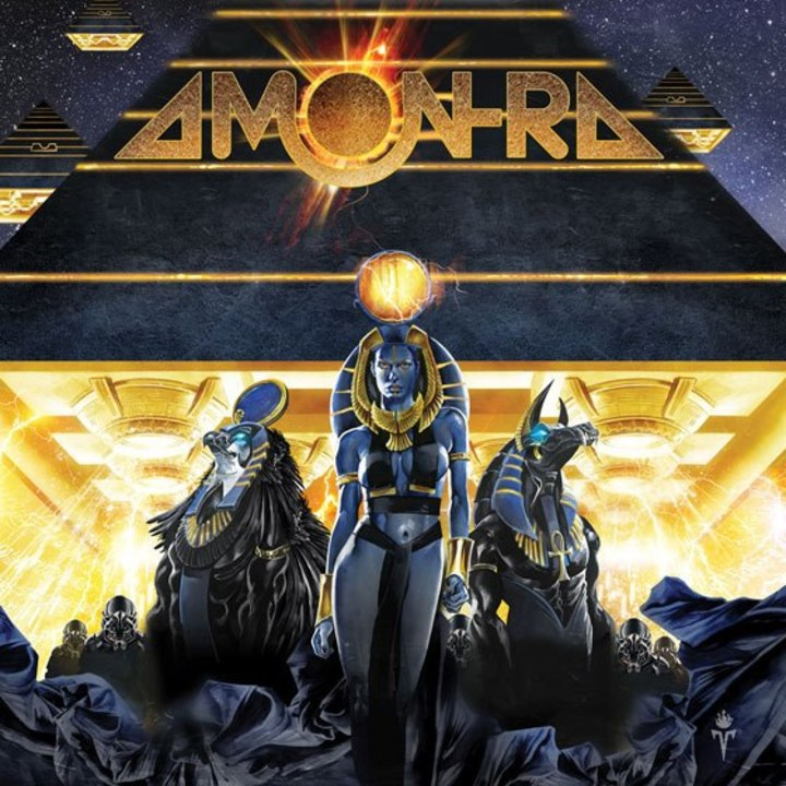 Amon Ra Tour Dates