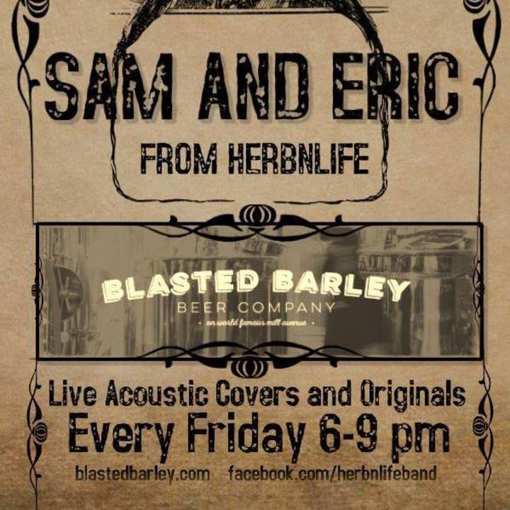 Sam and Eric Acoustic Entertainment Tour Dates
