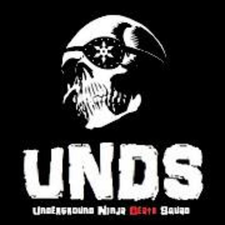 Underground Ninja Death Squad Tour Dates