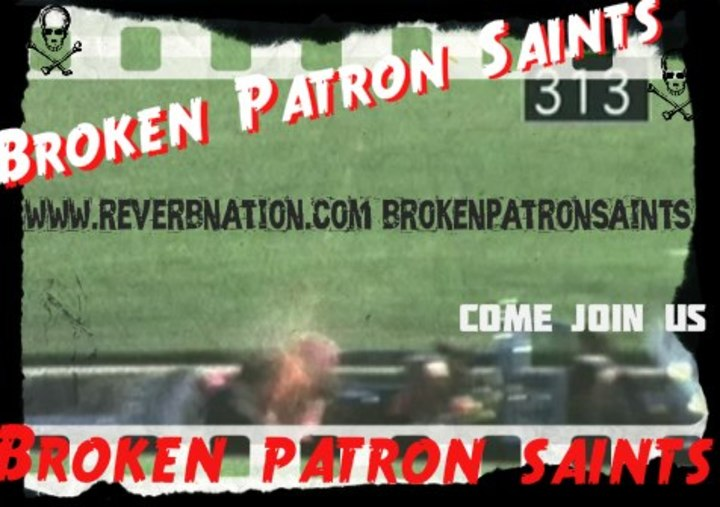 BROKEN PATRON SAINTS Tour Dates