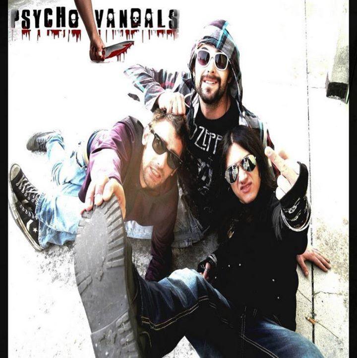 Psycho Vandals Tour Dates