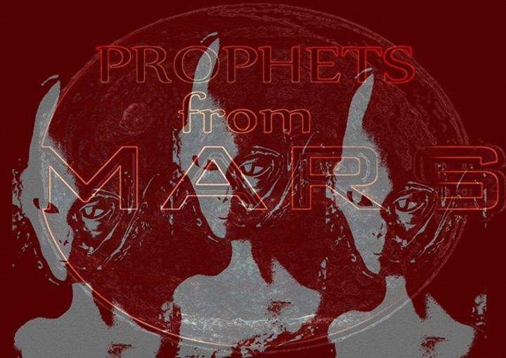 Prophets from Mars Tour Dates