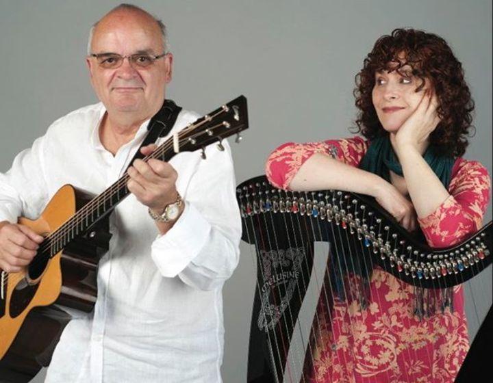 Máíre Ní Chathasaigh & Chris Newman (Irish Harp & Guitar) Tour Dates