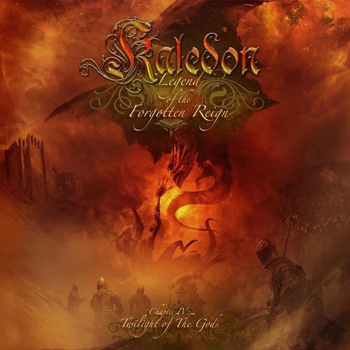 Kaledon Tour Dates