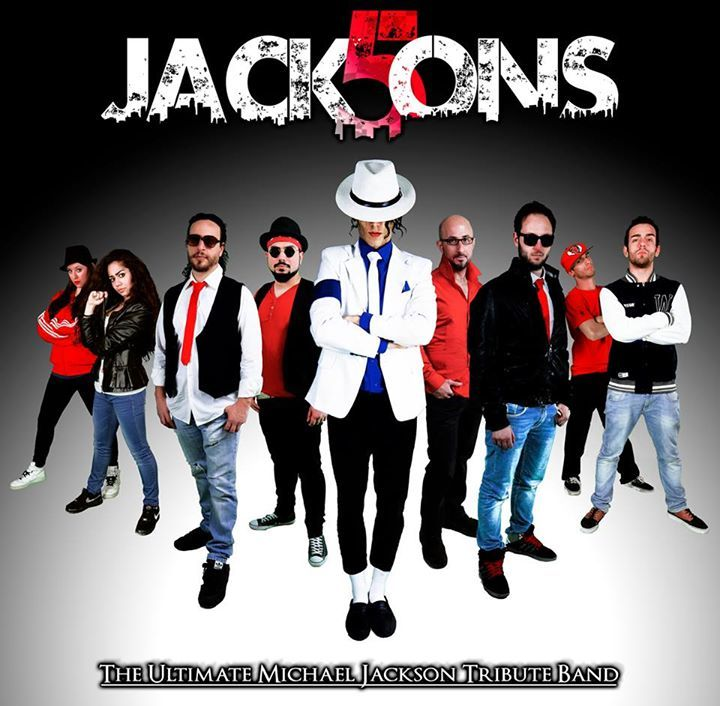 The Jack5ons - The ultimate Michael Jackson Tribute Band Tour Dates