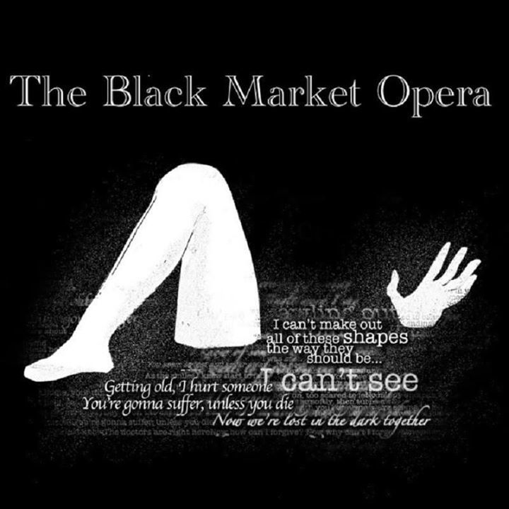 The Black Market Opera Tour Dates