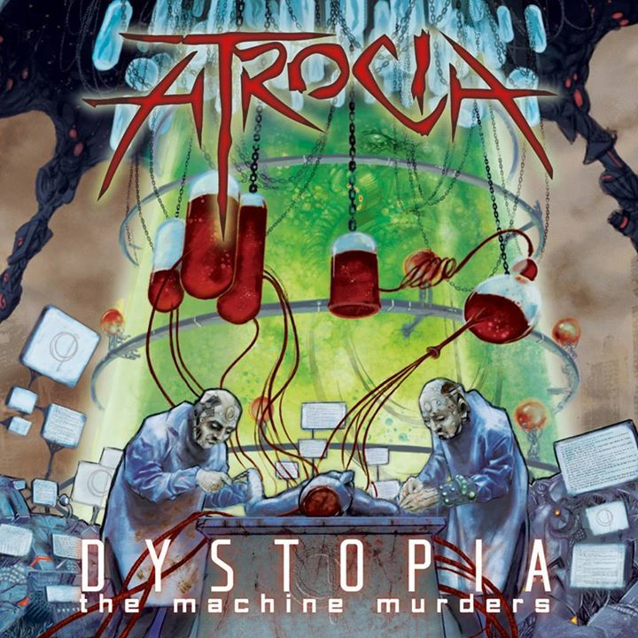 Atrocia OFFICIAL Tour Dates