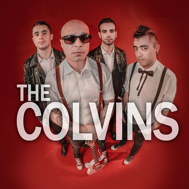 The Colvins Tour Dates