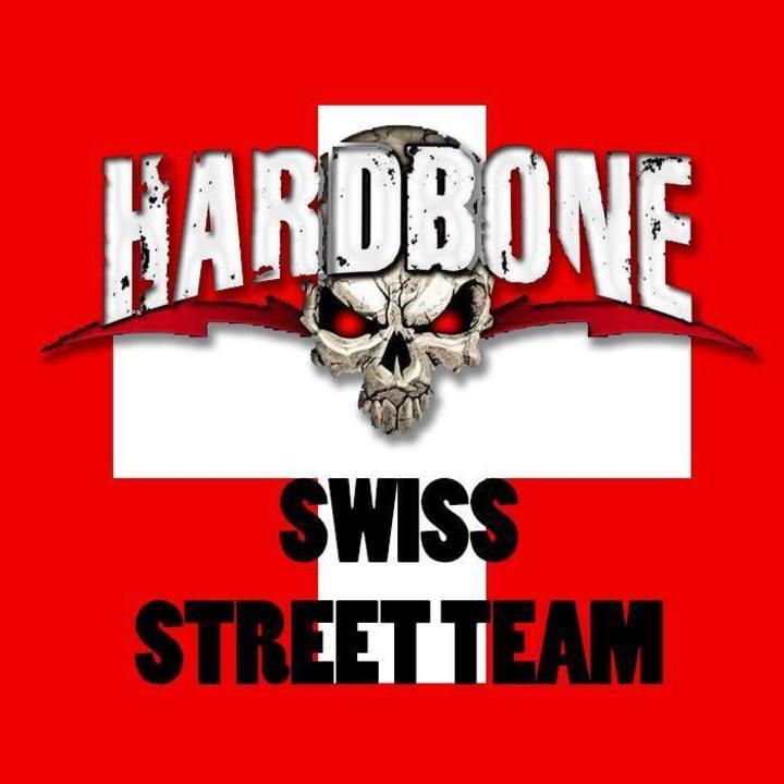 Hardbone Tour Dates