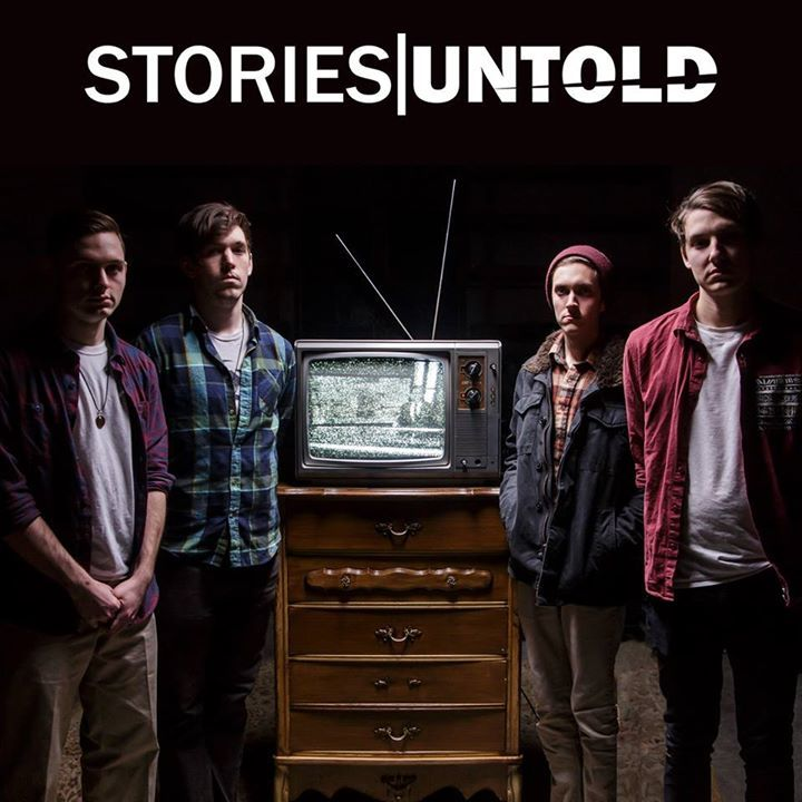 Stories Untold Tour Dates