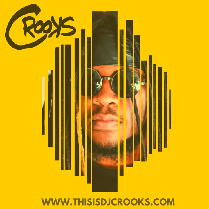 DJ Crooks Tour Dates