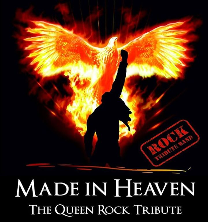 Made in Heaven - The Queen Rock tribute band Tour Dates