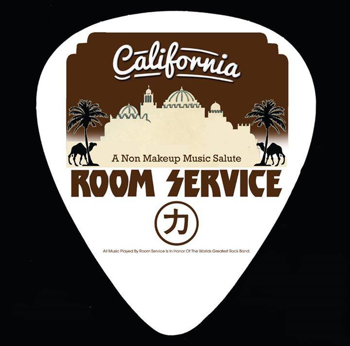 Room Service- Non Makeup KISS Salute Tour Dates
