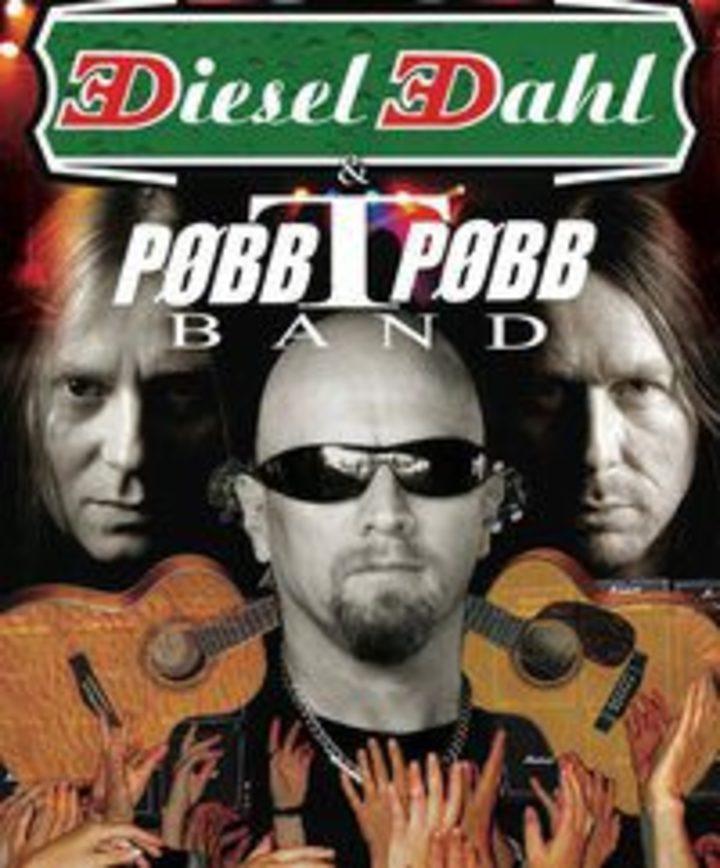 Diesel Dahl & Pøbb T Pøbb Band Tour Dates