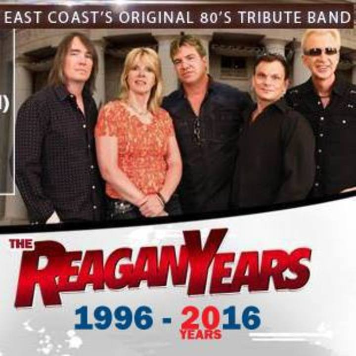 The Reagan Years @ Costal Style Magazine Party At Seacrets - Ocean City, MD