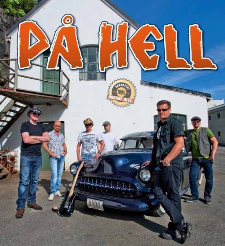 PÅ HELL Tour Dates