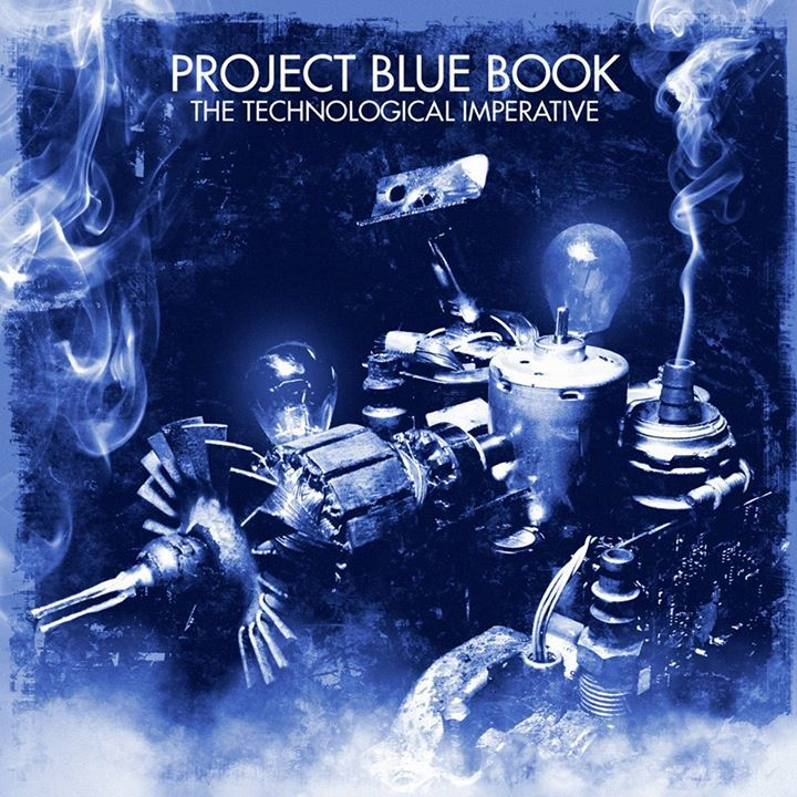 Project Blue Book Tour Dates