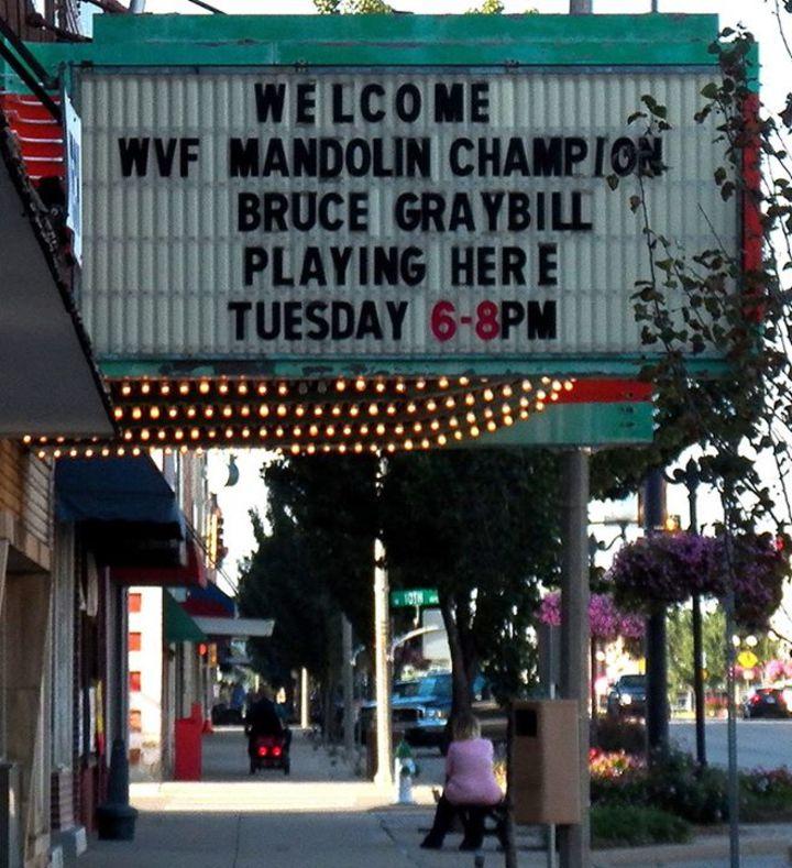 Bruce Graybill LLC, Mandolin & Guitar, Performance & Workshops Tour Dates