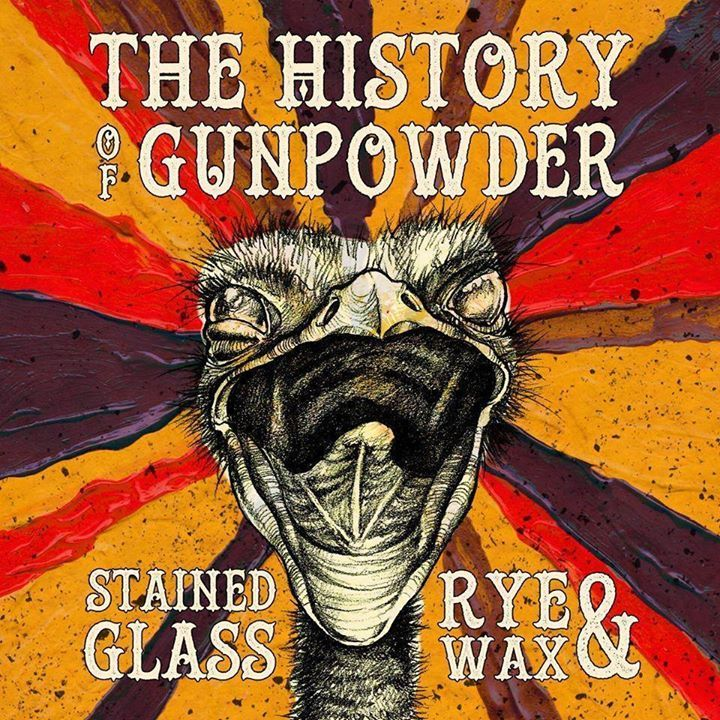 The History of Gunpowder Tour Dates