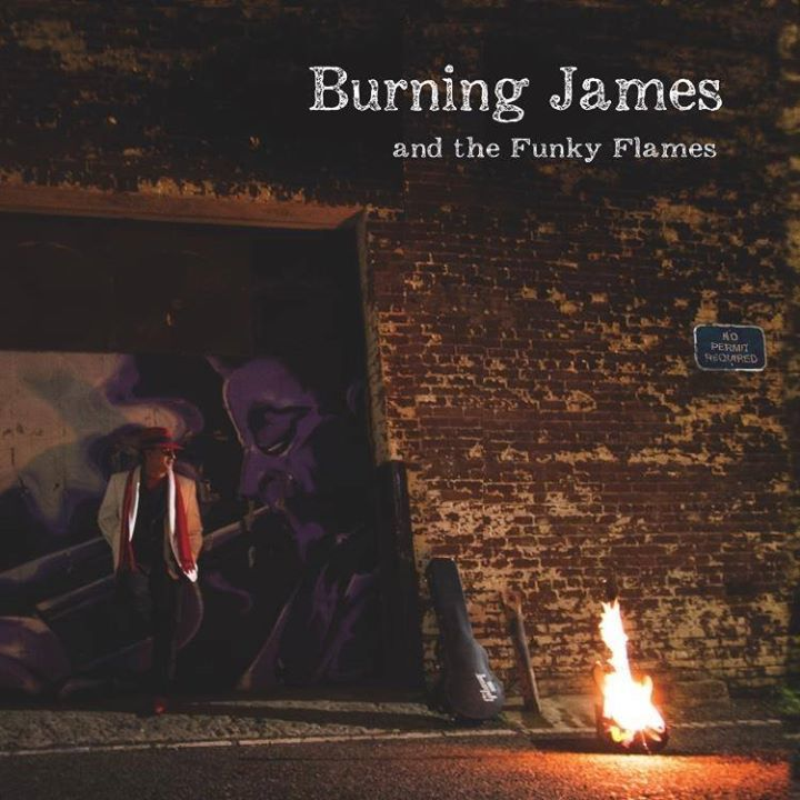 Burning James and the Funky Flames Tour Dates