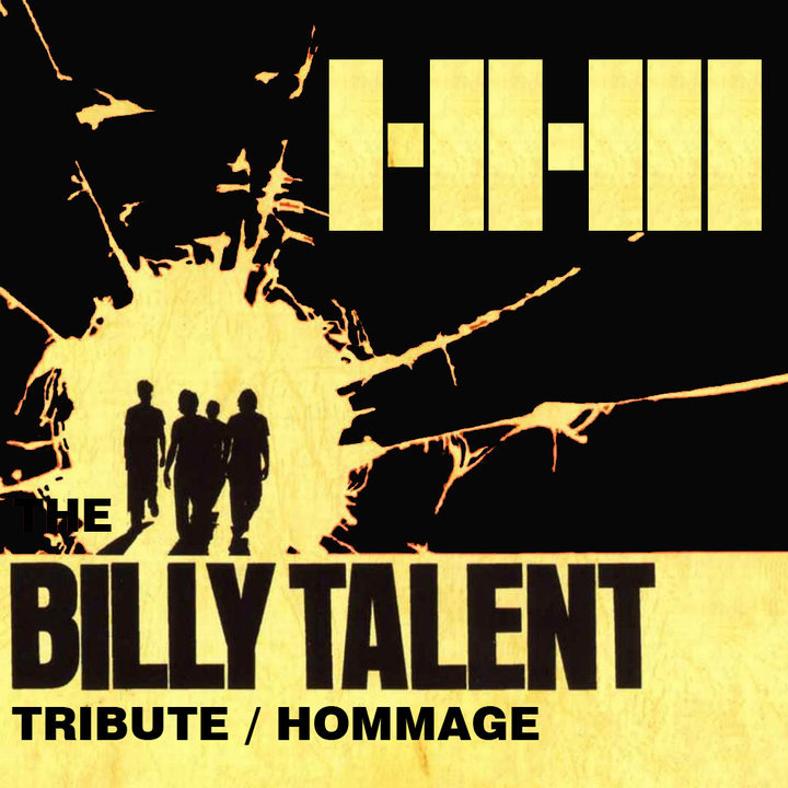 I-II-III The Billy Talent Tribute Tour Dates