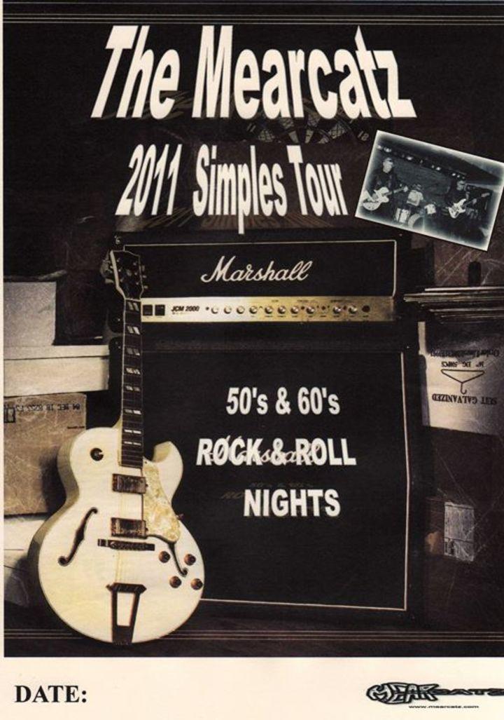 The Mearcatz Tour Dates