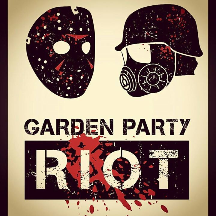 Garden Party Riot Tour Dates