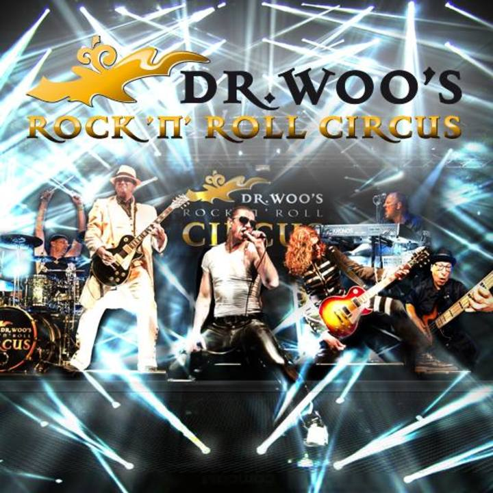Dr. Woo's Rock 'n' Roll Circus Tour Dates