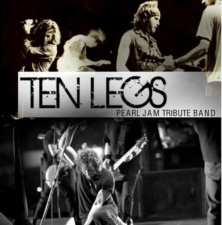 Tenlegs PearlJamtribute Tour Dates