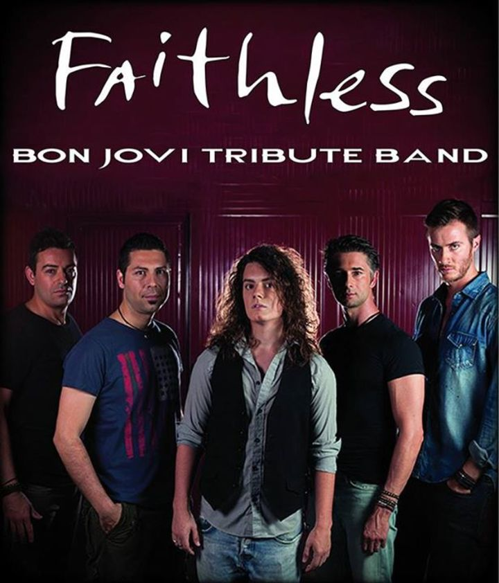 FAITHLESS Bon Jovi Tribute Band Tour Dates