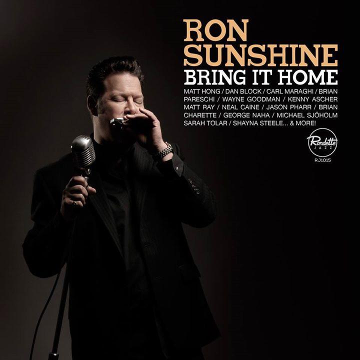 Ron Sunshine & his Orchestra Tour Dates