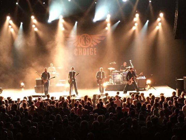 K's Choice Tour Dates