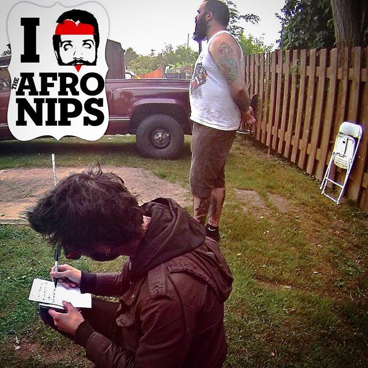 The Afro Nips Tour Dates