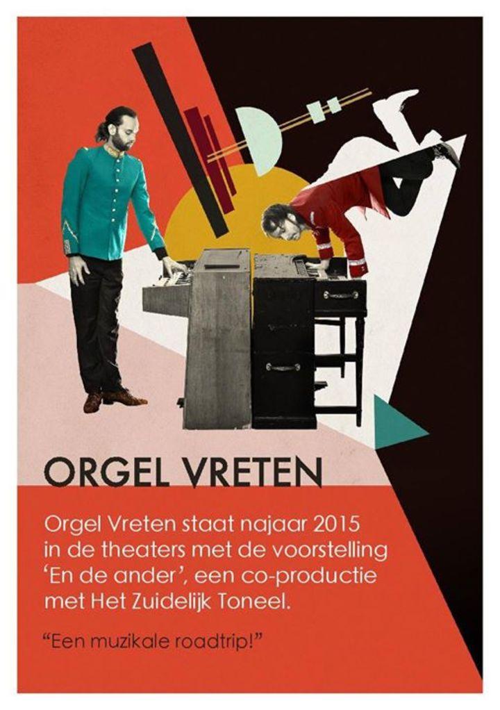 Orgel Vreten Tour Dates