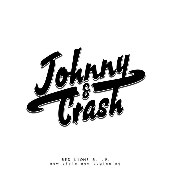 Johnny & Crash @ Lipan Club - Aš, Czech Republic