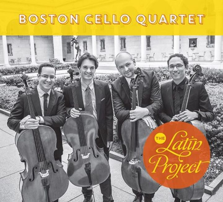 Boston Cello Quartet @ Jordan Hall - Boston, MA