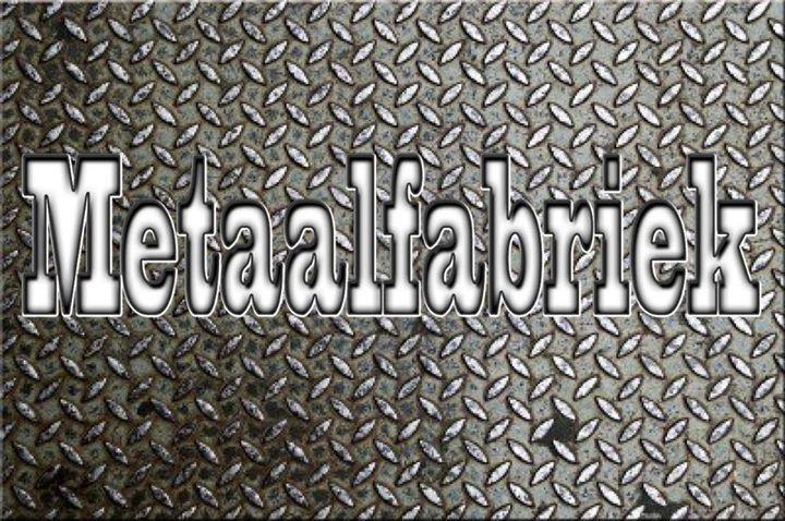 Metaal Fabriek Tour Dates