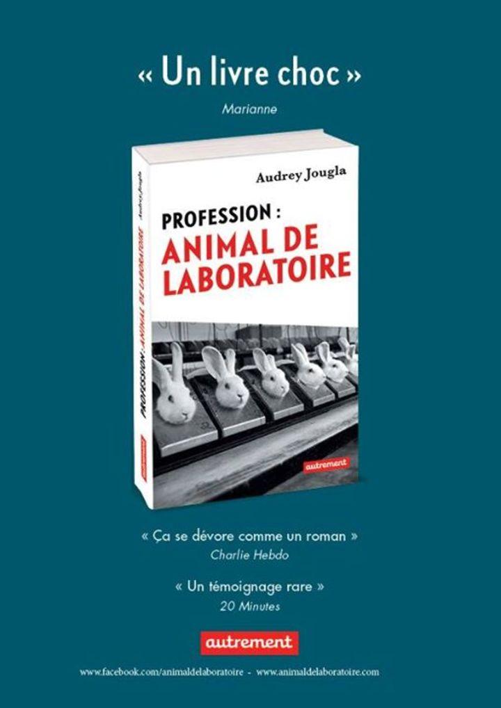 Profession : Animal de laboratoire @ Veggie World Paris - Paris, France
