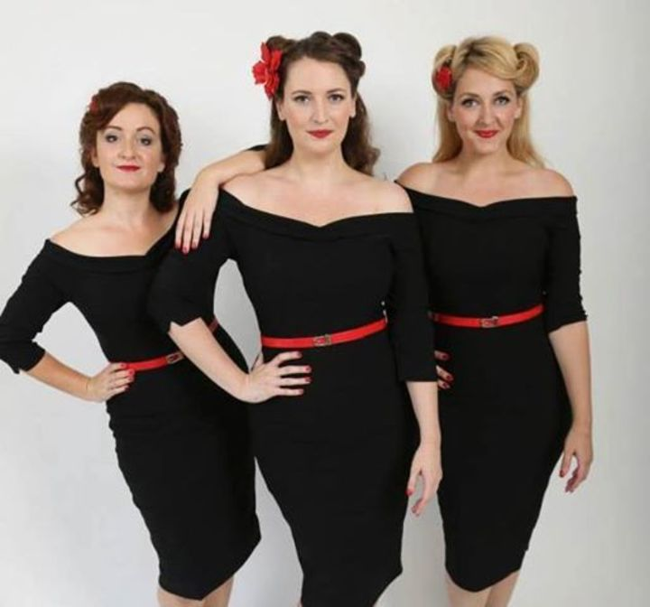 The Haywood Sisters Tour Dates