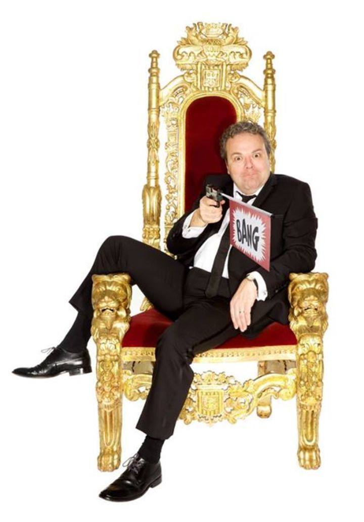Hal Cruttenden Tour Dates